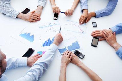 chart meeting