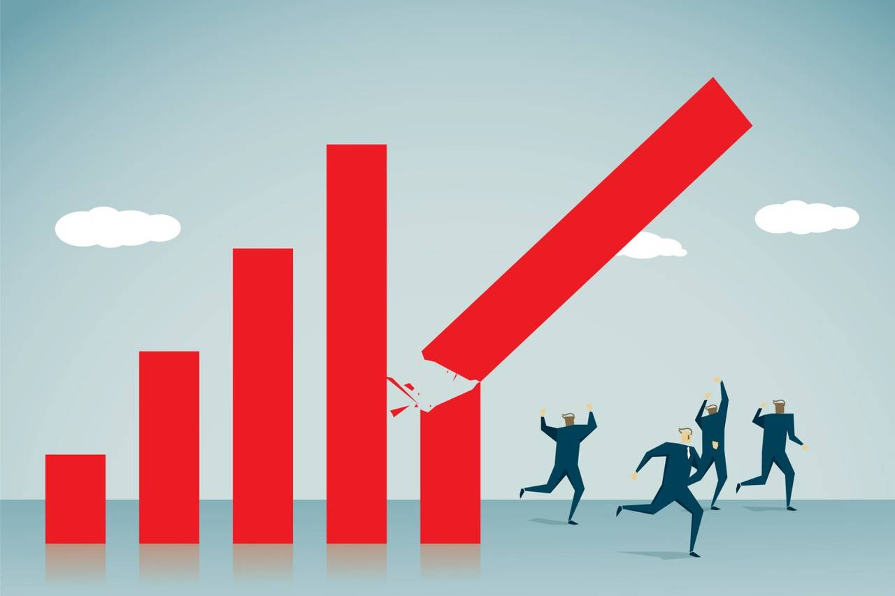 company board downturn